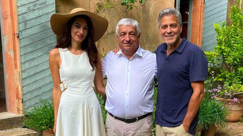 Джордж Клуни си купи ново имение