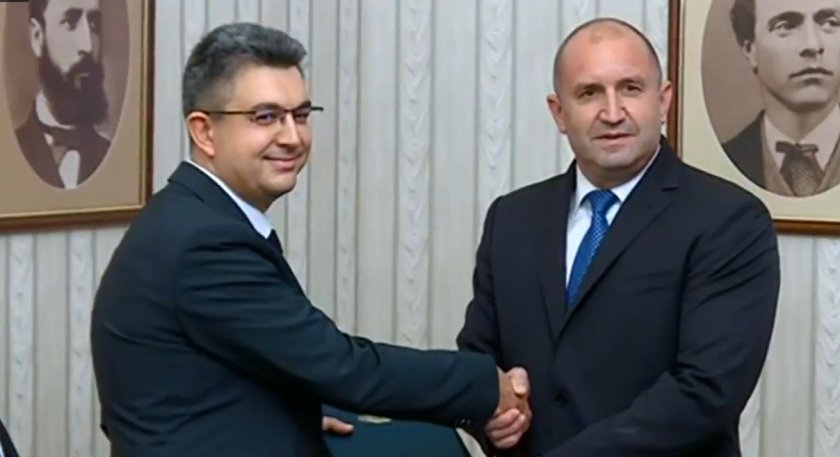 Вижте кандидат-премиера на кастинг при Слави