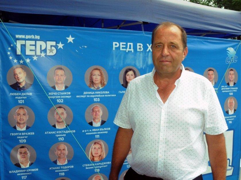 Кметът на Бата опроверга Рашков: Нямам повдигнати обвинения и мярка за неотклонение