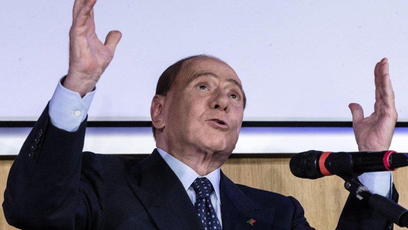 Ударник! Берлускони стана дядо за 13-и път