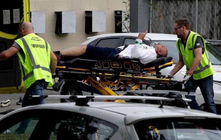 Стрелба на паркинг в Берлин, няколко души са ранени