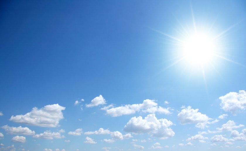 Август с 2-3 градуса по-горещ от нормалното