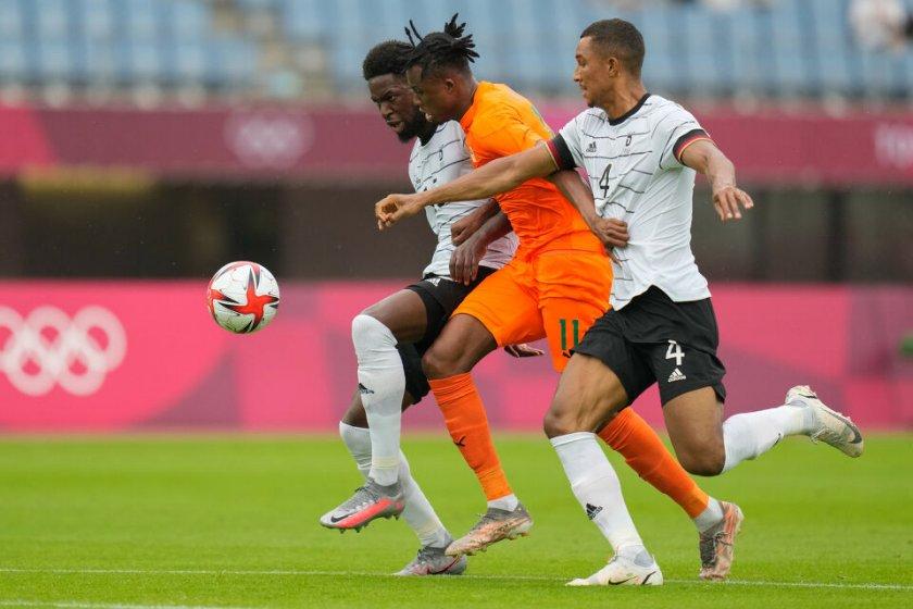 Нов шок за Германия, този път на Олимпийските игри
