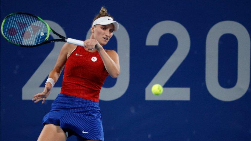 Вондроушова - Бенчич е финалът при жените на Олимпийските игри