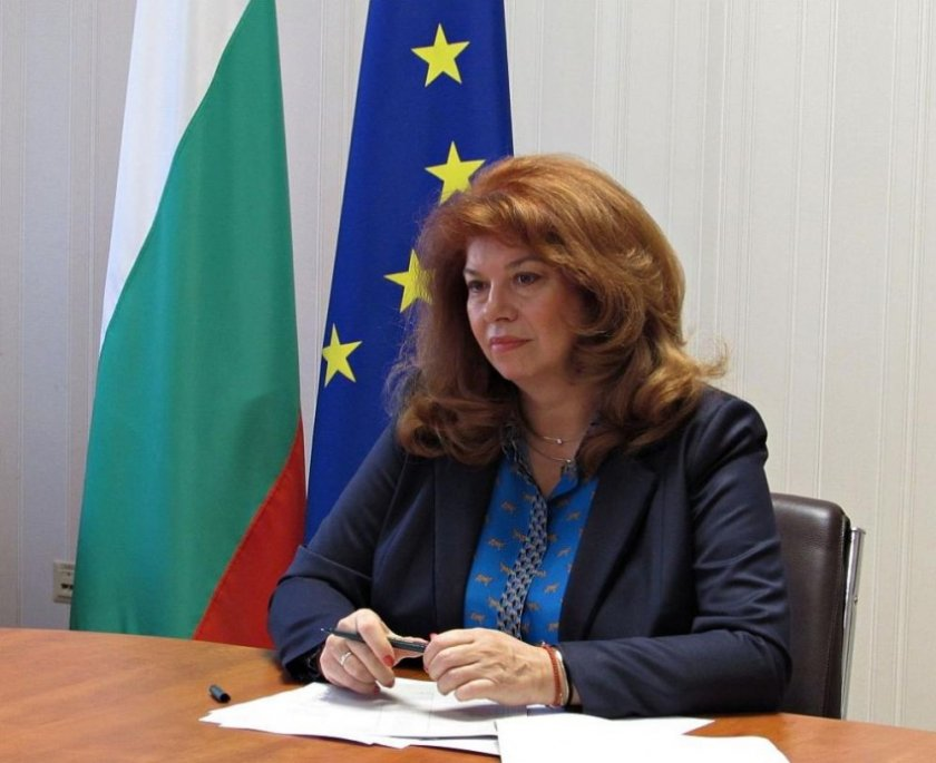 Илияна Йотова: Гледам с надежда на кандидатурата на Пламен Николов