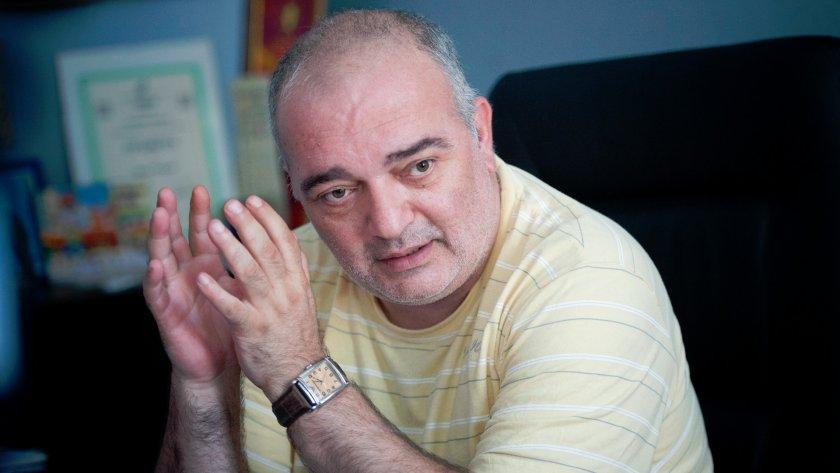 Бабикян: Харесвам Пламен Николов