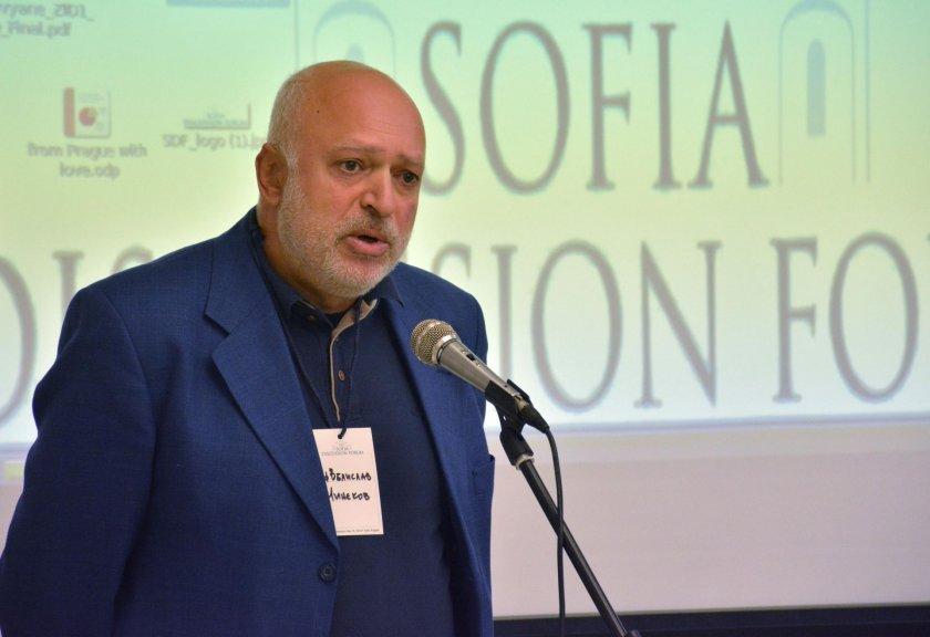 Велислав Минеков: Трима министри са взели колекцията на Божков за легална