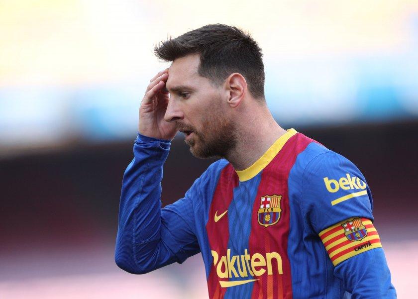 НОВО 20: Меси си тръгва от Барселона