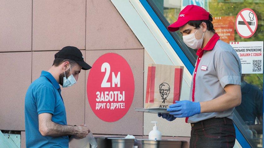 Русия доближи рекорда си за починали за 24 ч.