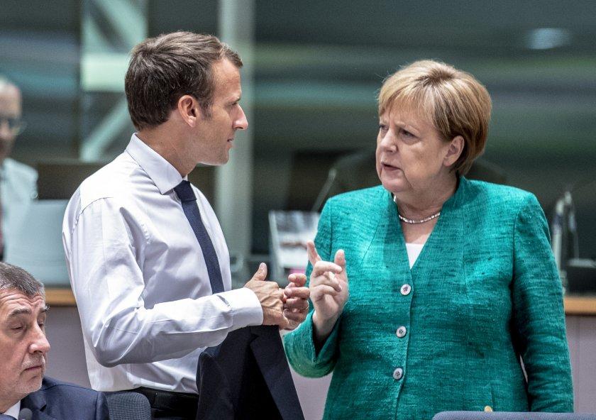 Германия и Франция дават трета доза срещу Covid