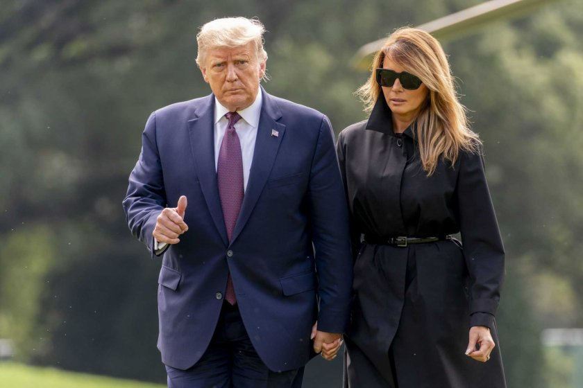 Тръмп отново напада президентските избори