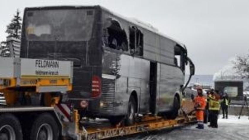 Автобус с руски туристи катастрофира в Турция