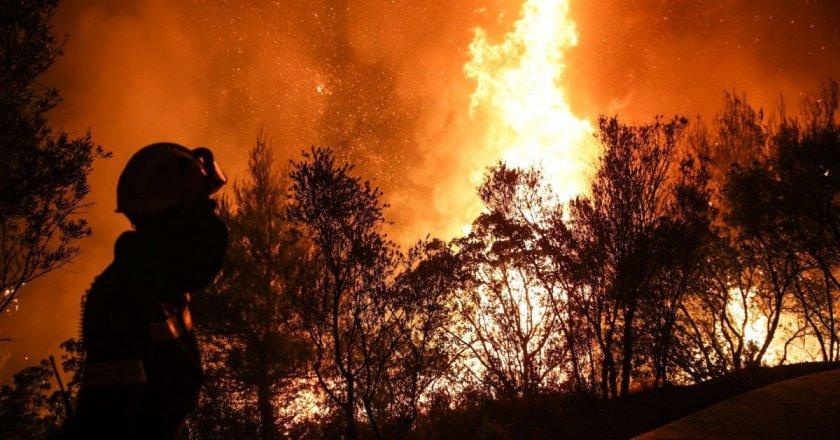 Днес са загасени 40 пожара у нас