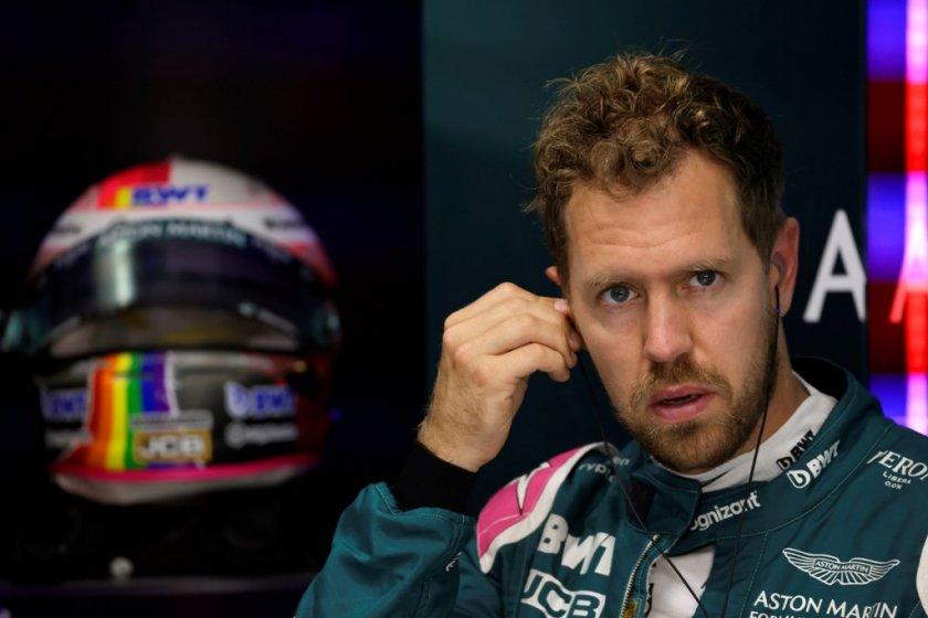 Дисквалифицираха Себ Фетел след Гран при на Унгария