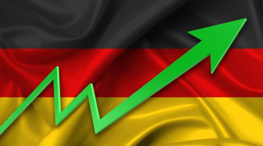 Рекорд: Ръст на германската инфлация