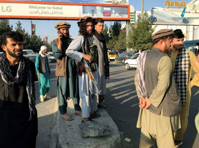 Трагедията на Афганистан