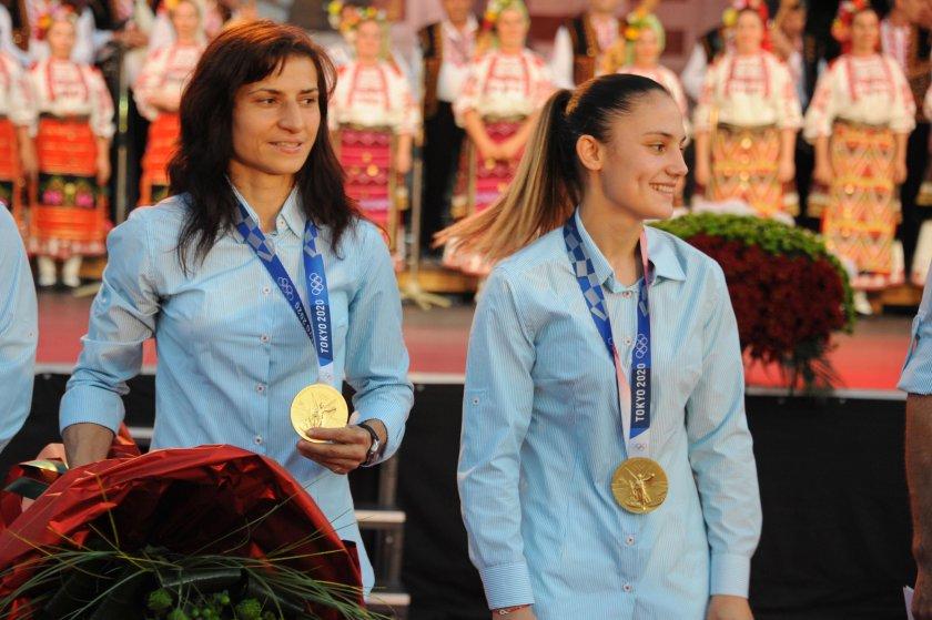 1950 лв. премия за олимпийски шампиони