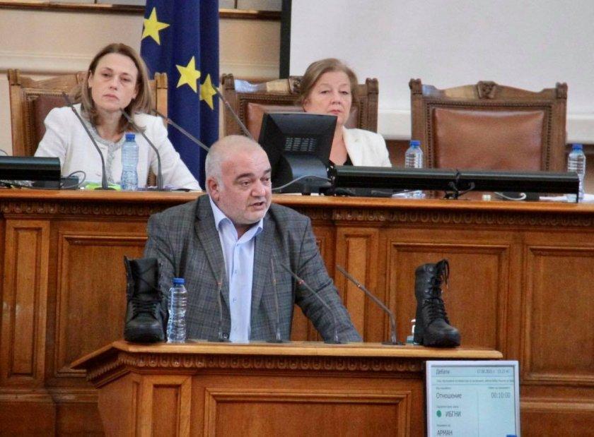Бабикян: Ако от ИТН откажат преговори, значи не са малоумни, а зависими