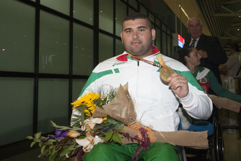 Ружди Ружди донесе първи медал за България от Параолимпийските игри