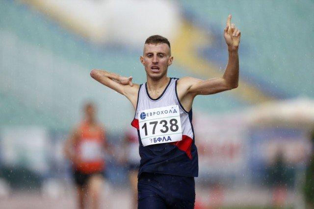Християн Стоянов донесе сребро от Параолимпийските игри в Токио