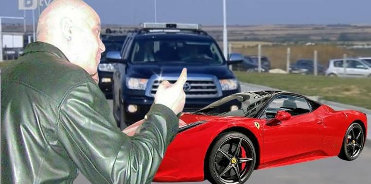 Седмицата: Танковете ли ще идват след едно ферари с цвят червен?