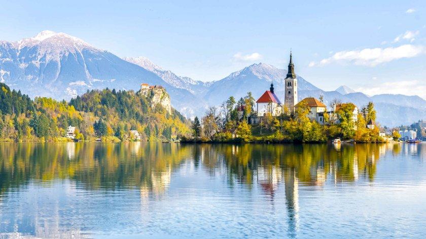 Словения влезе в червената зона