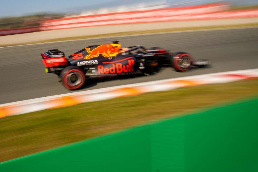 Верстапен най-бърз преди квалификацията за Гран При на Нидерландия