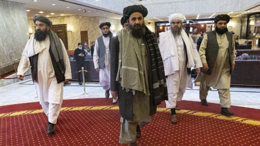 Ето го премиера на Афганистан - Мула Абдул Гани Барадар