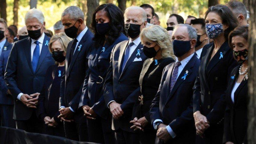 Mинута мълчание за жертвите от 11 септември (НА ЖИВО)