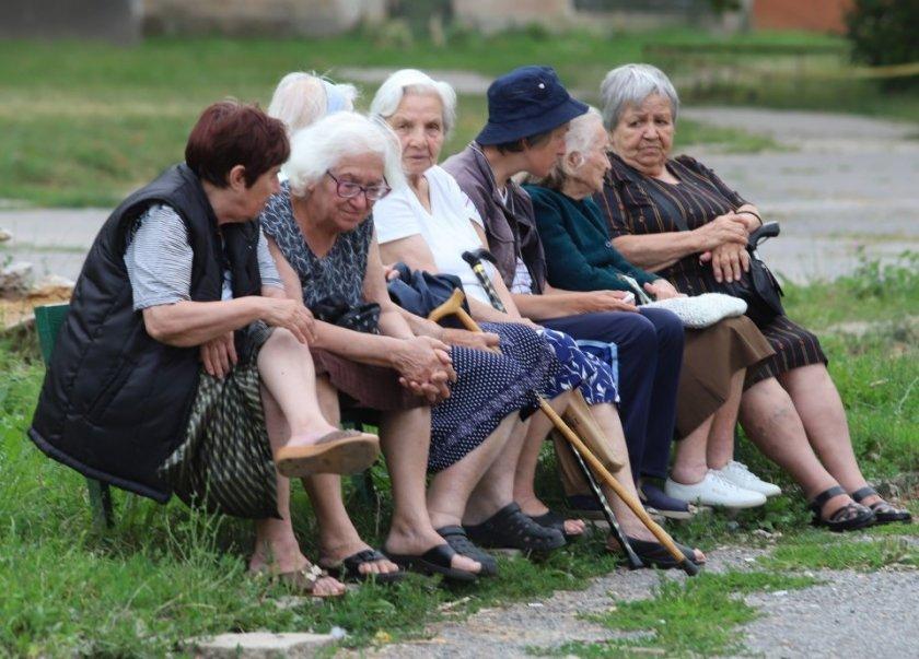 Одъртяваме бавно: България се превръща в старчески дом