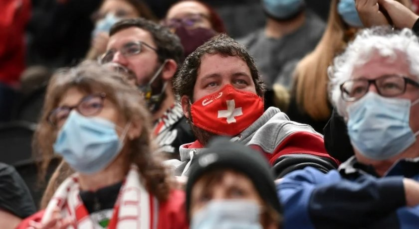 Швейцария иска Covid тест за неваксинираните
