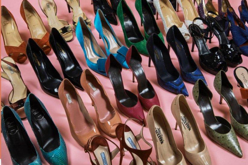 Сто чифта обувки на Катрин Деньов бяха продадени на търг