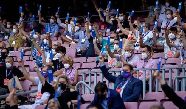 Барселона обяви загуби за 480 млн. евро