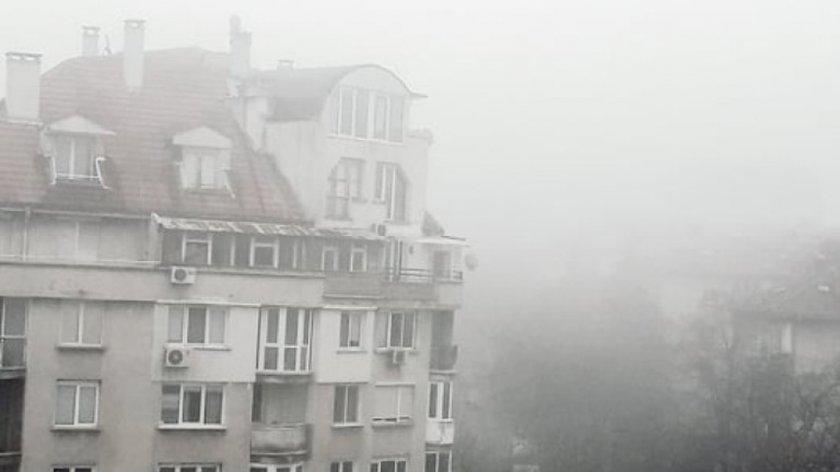 Мръсният въздух убива 14 000 българи годишно