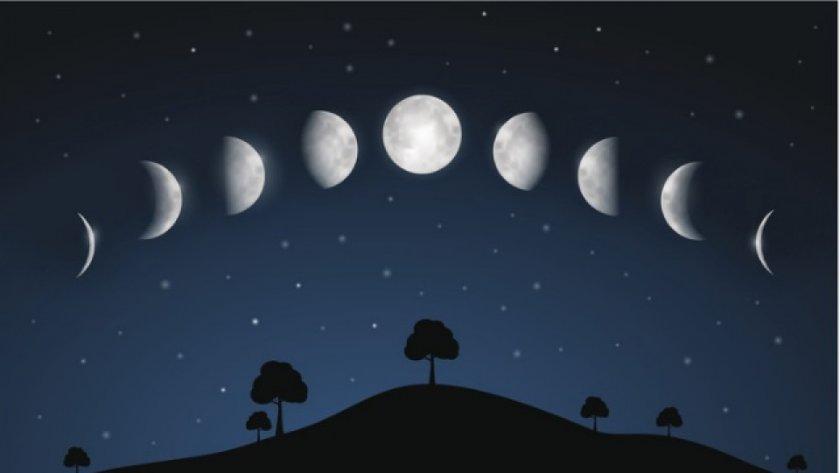 Как лунните фази влияят на съня ни?
