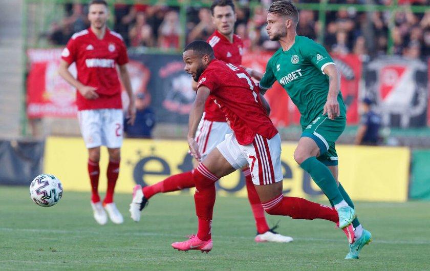 ЦСКА без проблеми във Враца, вкара четири на Ботев