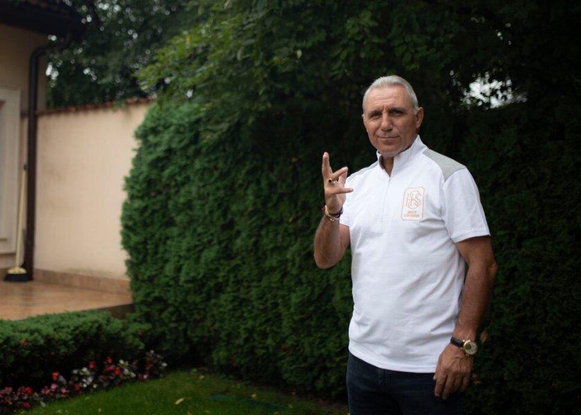 Ицо Стоичков се прибира в България