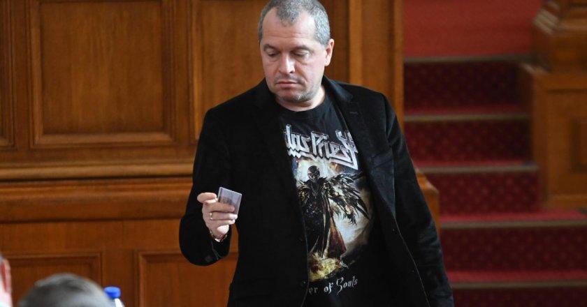 Тошко се изцепи: Христо Иванов е виновен, че няма кабинет