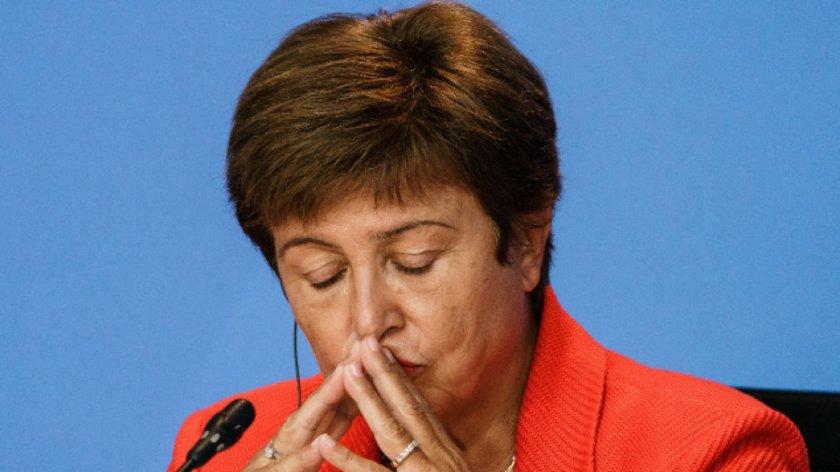 Бордът на МВФ разглежда доклад на етичната комисия за действията на Кристалина Георгиева