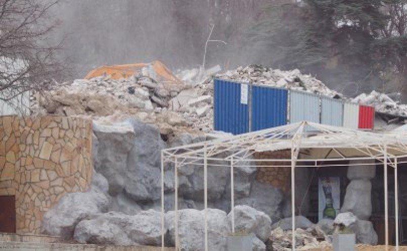 Падение: 3 г. затвор за Георги Георгиев за рухналия хотел в Слънчев ден