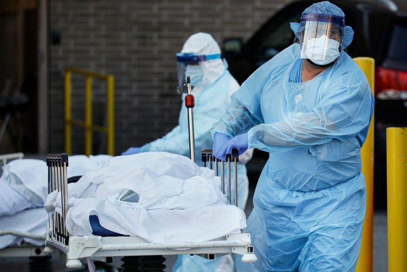 СЗО: Броят на заразените и смъртните случаи от COVID-19 по света намалява