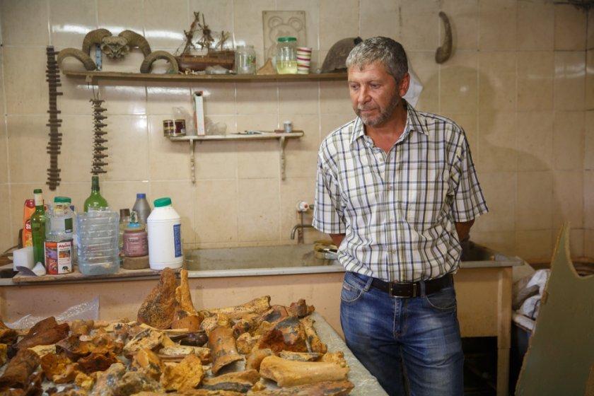 Щраус с големината на слон изкопаха в Крим (ВИДЕО)
