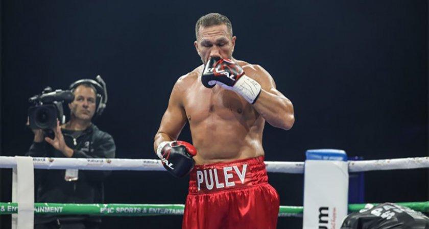 Кубрат Пулев ще се бие през септември