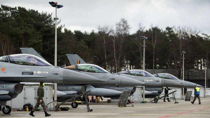 Доклад на НАТО: САЩ разположи 150 ядрени бомби в Европа