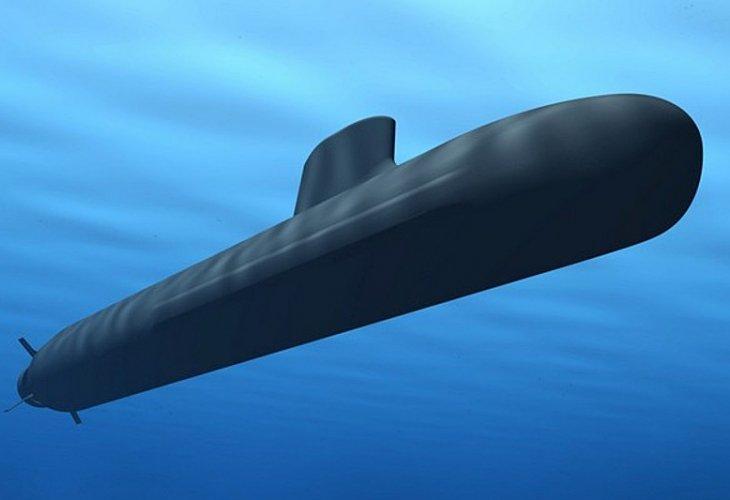 """Макрон се хвали с атомна подводница """"Баракуда"""""""