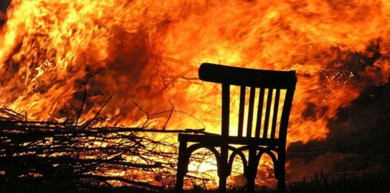 Подпалиха къщата на надменен ходжа в с. Янково