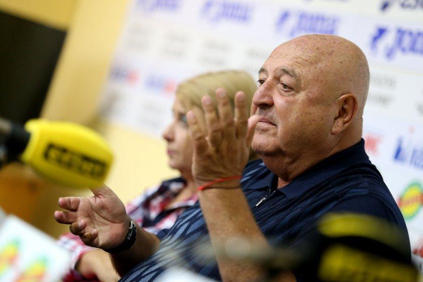 Венци Стефанов след обрата на Славия: Няма спазарени мачове