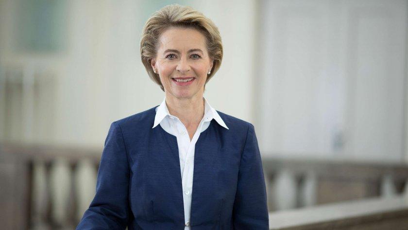 Изборът на Урсула фон дер Лайен изглежда несигурен