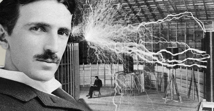 Никола Тесла е бил обсебен от пирамидите