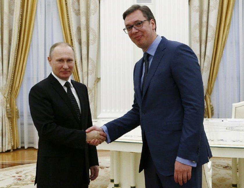 Сърбия и ирационалният ѝ копнеж по братска Русия
